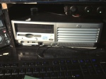 New PC, 240 watt, 3.0ghz p4 HT 3 gig ram over 3.6TB of hard drive storage space.