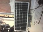 1 of 2 Panels I bought 12v 20watt